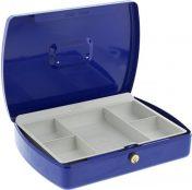 BURG WACHTER Office Line 2307 minőségi pénzkazetta (33 cm, kék)