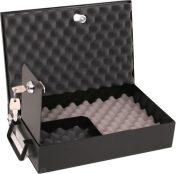 Diana GunBox minőségi piszolykazetta rögzítő sínnel (fekete)