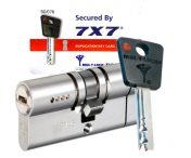 MUL-T-LOCK 7x7 Break Secure biztonsági zárbetét 33/43