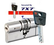 MUL-T-LOCK 7x7 Break Secure biztonsági zárbetét 40/50