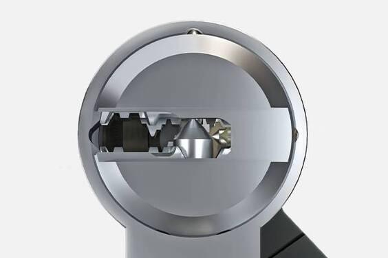 ABUS BRAVUS 3500 MX Magnet henger