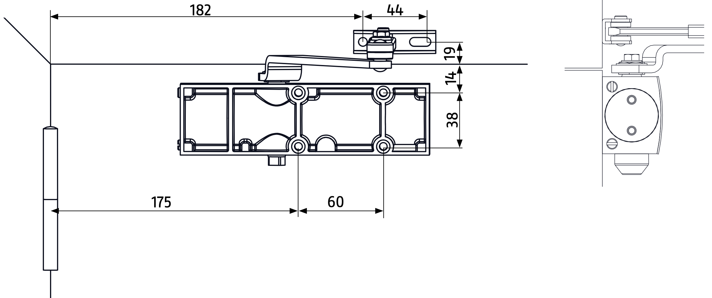 ABUS DC13023 AC7023