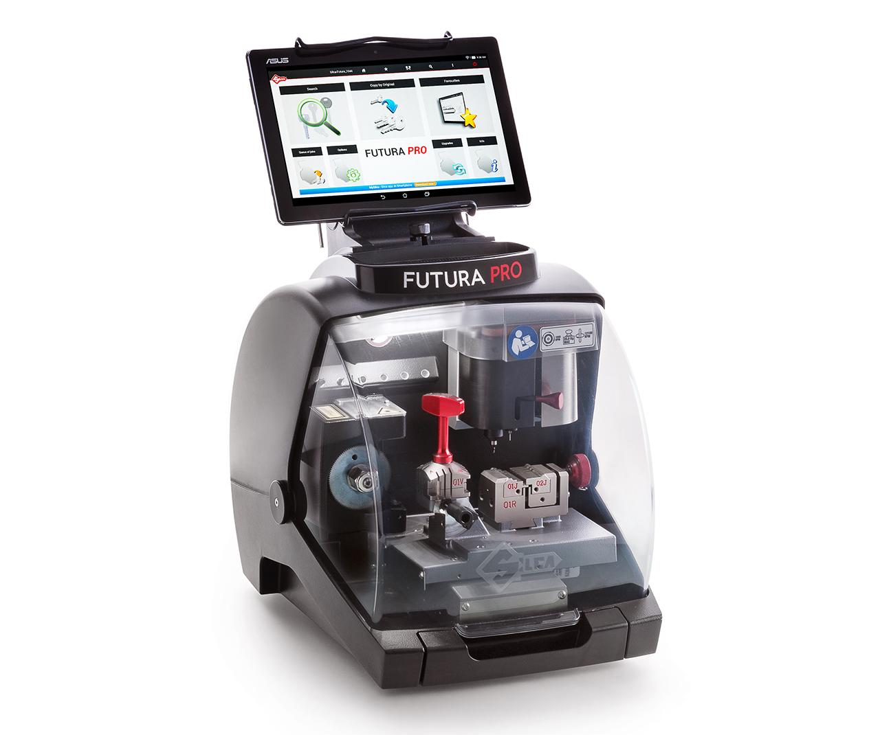 Silca Futura Pro Engraving Unlimited megérkezett