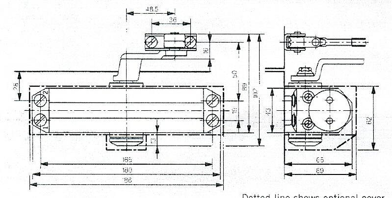 DORMA TS 77